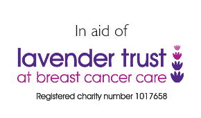 In aid of Lavender Trust